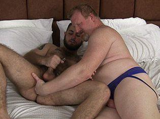 Ace Malone & Rusty McMann - Gay - ManSurfer